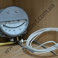 Термометр манометрический  cигнализирующий  ТКП-160Сг-М2, ТГП-160Сг