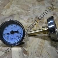 Термометры биметаллические показывающие ТБУ-63