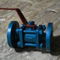 Кран шаровый КЗШС для газа, воды, нефтепродуктов, пара и сжиженного газа