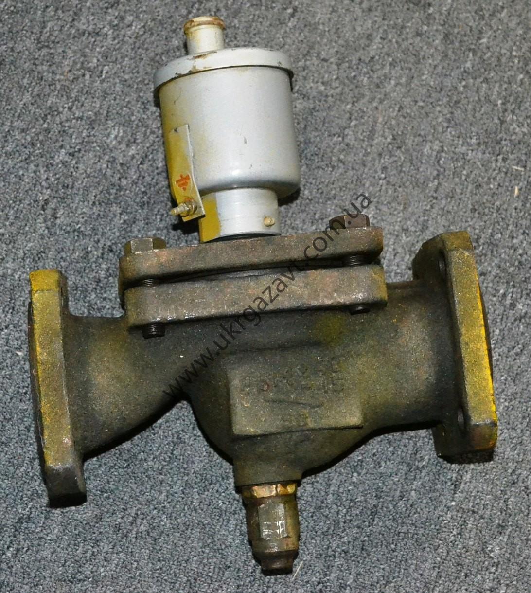 Клапан электромагнитный мембранный, с электромагнитным приводом типа СВМА