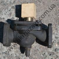 Клапан мембранный с электромагнитным приводом типа СВМГ 15кч883р