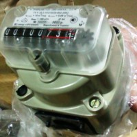Счетчики газа ротационные бытовые G  2,5, G 4, G 6    GMS