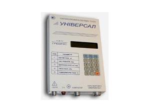 Микропроцессорный вычислитель объема газа УНИВЕРСАЛ-01, УНИВЕРСАЛ-02