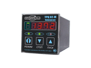 Измеритель-регулятор температуры ТРЦ-02М Универсал