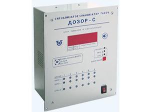 Стационарные газоанализаторы вредных веществ Дозор-С
