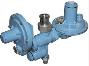 Регулятор давления газа комбинированный домовой РДГД –20М