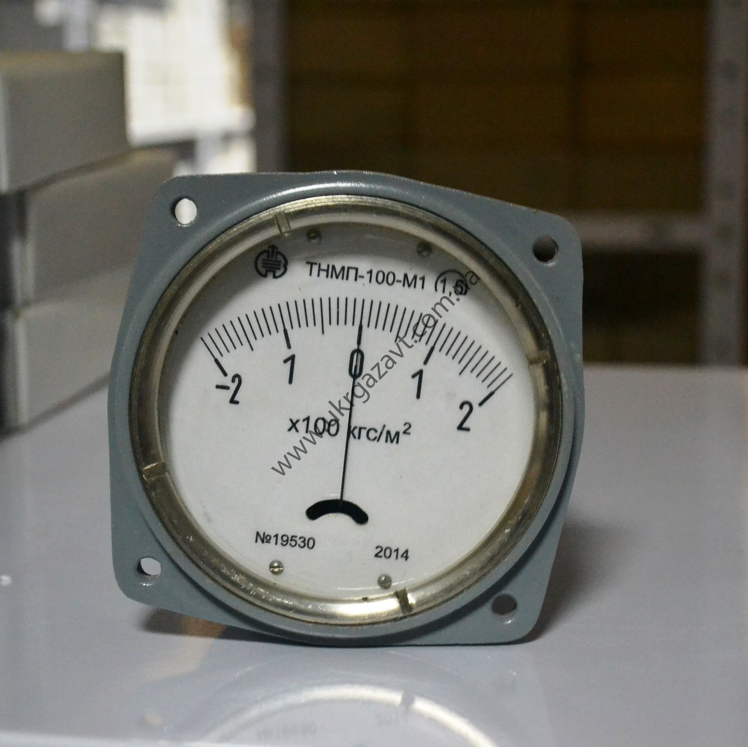 ДНМП-100-М1 дифманометр-напоромер
