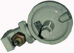 Регулятор давления газа РДГК-10(М)