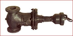 Клапан КБЭМ-80, КБГЭМ-100, КБГЭМ-150