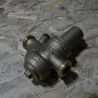 Клапан для понижения давления воды (редуктор давления воды и сжатого воздуха) Ваттс WATTS DRV-15