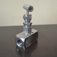 Вентиль игольчатый внутренняя резьба ВИ-15, ВИ-20, ВИ-25 ВВД на 400атм