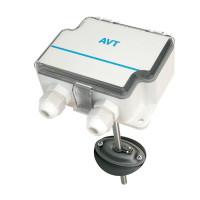 Аналоговый датчик скорости воздуха и температуры АVT