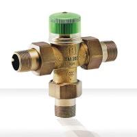 Термостатический смесительный клапан с защитой от ошпаривания TM200