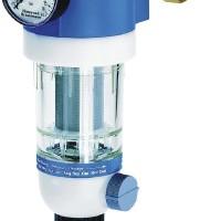 Фильтр тонкой очистки с обратной промывко и пофоротным соединительным фланцем F74C