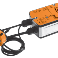 Привод BELIMO BLF24-T 6 Нм; 24 В =/~ c термовыключателем