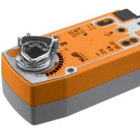 Привод BELIMO SF24A-S2 Откр/закр 24В =/~, 2 вспомогательных переключателя