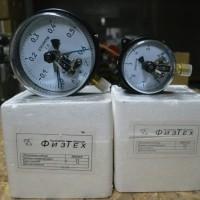 ДМ2005ф, ДА2005ф, ДВ2005ф (ДМ2005Сг, ЭКМ-1У, ЭКМ-2У) манометры электроконтактные сигнализирующие