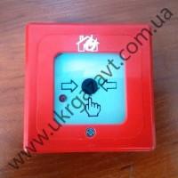 Извещатель пожарный ручной («Разбей стекло») ИПР
