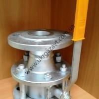 Кран шаровый стальной полнопроходной фланцевый 11с41п, 11с67п