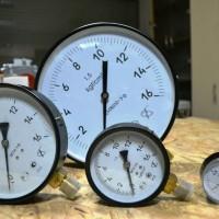 МП2-Уф, ВП-2Уф, МВП2-Уф (ДМ05063, МТП-1М) Манометры, вакуумметры, мановакуумметры технические