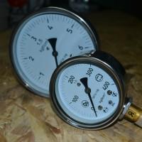 МП3-Уф, ВП3-Уф, МВП3-Уф,  ДМ 05100, ДМ 1001 манометры, вакуумметры,  мановакуумметры технические