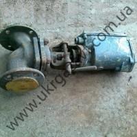 Вентиль запорный с электромагнитным приводом и электромагнитной защелкой серий СВВ