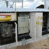 Комплекс регулирования подачи топливного газа в подогреватель природного газа ПЛАМЯ-04
