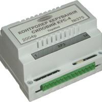 Контроллер управления силовой КУС-4
