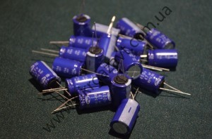 Электролитический конденсатор 400V47пкф