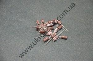 Электролитический конденсатор 50V47пкф