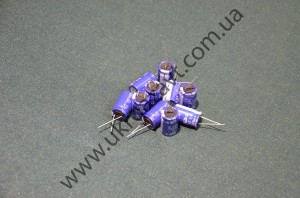 Электролитический конденсатор 63V1000пкф