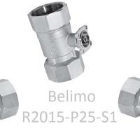Регулирующий шаровой кран Belimo R2015-P4-S1