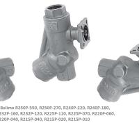 Регулирующий шаровой кран Belimo R215P-010