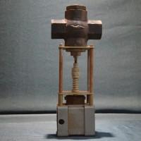 Клапан электромагнитный РКЭТ-6