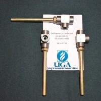 Отборное устройство разряжения (без циклона) ЗК14-2-7-98