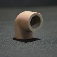 Угол 90º для металлопластиковых труб