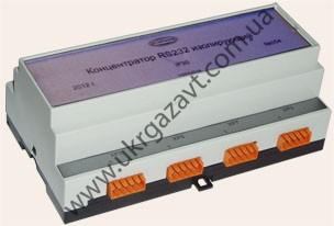 Концентратор RS232 изолирующий