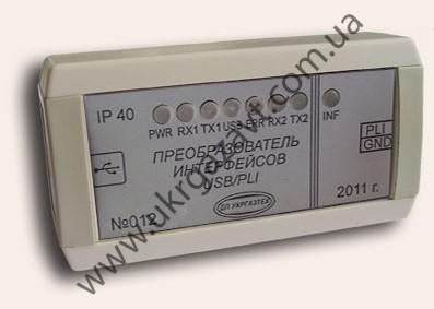 Преобразователь интерфейсов USB/PLI