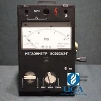 Мегаомметры ЭС0202/1-Г, ЭС0202/2-Г