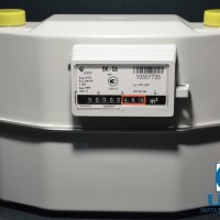 Счетчик газа мембранный BK-G6