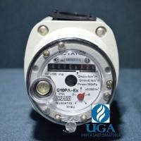 Счетчик газа роторный G10 РЛ-Ех