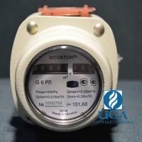 Счетчик газа роторный РЛ G6 Novator