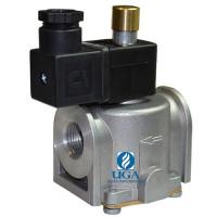 Клапан электромагнитный газовый Madas M16/RMC N.A. НО Ду 25