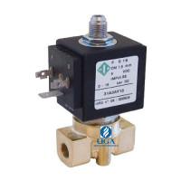 """Клапан электромагнитный ODE 31A2AB10 прямого действия НЗ 1/4"""""""