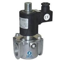 Клапан электромагнитный газовый Madas EVAP/NC НО Ду 25