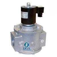 Клапан электромагнитный газовый Madas EVA/NA НО Ду 40