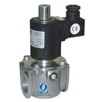 Клапан электромагнитный газовый Madas EVAP/NC НО Ду 15
