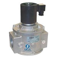 Клапан электромагнитный газовый Madas EVP/NC НЗ Ду 32
