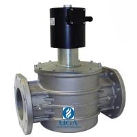 Клапан электромагнитный газовый Madas EVP/NC НЗ Ду 65