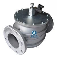 Клапан электромагнитный газовый Madas M16/RM N.A. НО Ду 125